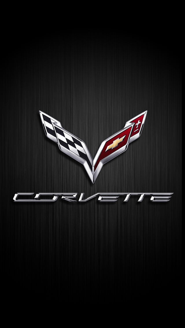 Corvette C7 Iphone5 Wallpaper